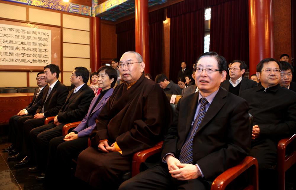 第四届世界佛教论坛将在无锡灵山胜境举办